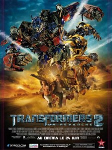 Transformers 2: la Revanche
