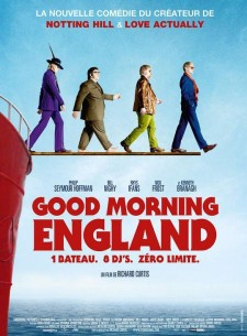 Affiche du film Good Morning England
