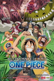 One Piece - Strong World