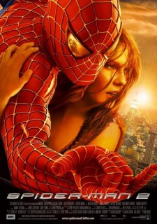 Affiche du film Spider-Man 2