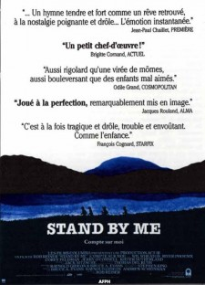 Affiche du film Stand by me