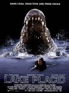 Affiche du film Lake placid