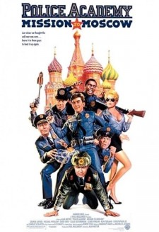 Police Academy 7 : Mission Moscou