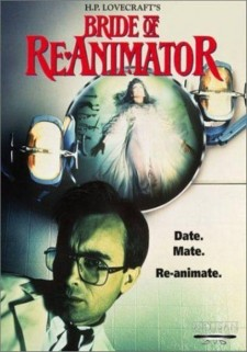 Re-Animator 2, la fiancée de Re-Animator