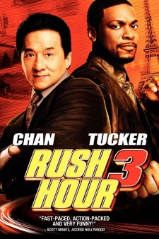 Affiche du film Rush Hour 3