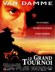 Affiche du film Le Grand Tournoi