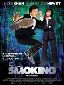 Affiche du film Le Smoking