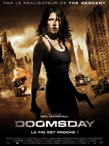 Affiche du film Doomsday