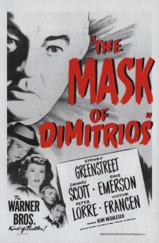 Le masque de Dimitrios