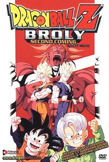 Dragon Ball Z 10 - Le retour de Broly