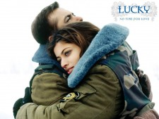 Lucky : No Time For Love
