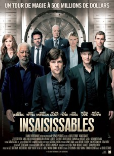 affiche du film Insaisissables