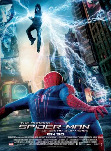 Affiche du film The Amazing Spider Man : Le Destin d'un Héros