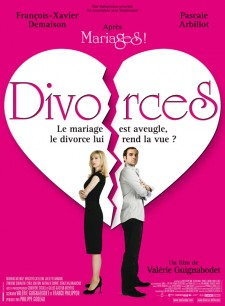 Affiche du film Divorces !