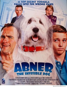 Abner le chien invisible