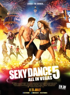 Affiche du film Sexy Dance 5 All In Vegas