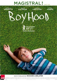 affiche du film Boyhood