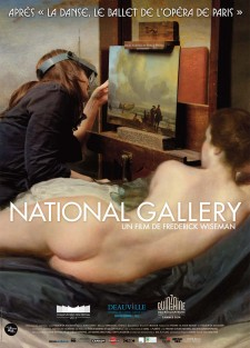 Affiche du film National Gallery