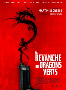 Affiche du film La revanche des Dragons Verts