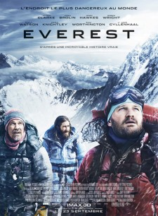 Affiche du film Everest