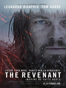 affiche du film The Revenant