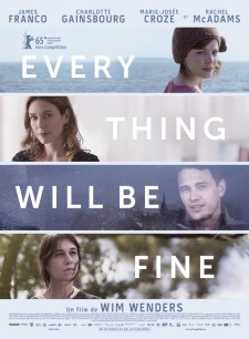 Affiche du film Every Thing Will Be Fine