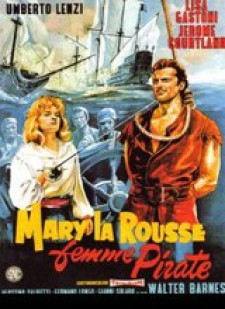 Mary la Rousse, femme pirate