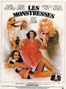 Les Monstresses