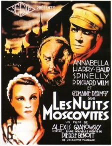 Les nuits moscovites