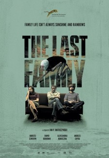 Affiche du film The last family