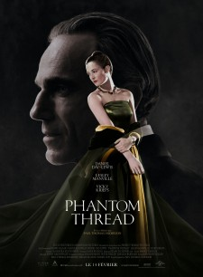 Affiche du film Phantom Thread