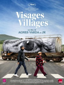 Affiche du film Visages, villages