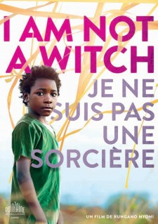 Affiche du film I Am Not a Witch