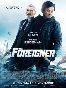 Affiche du film The Foreigner