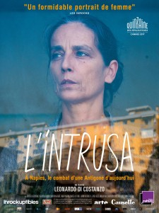 affiche du film L'intrusa