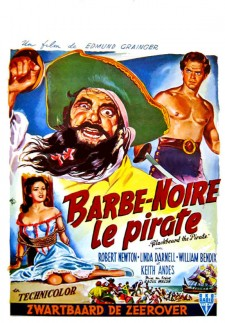 Barbe-Noire le pirate
