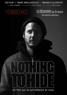 Affiche du film Nothing To Hide