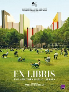 Affiche du film Ex Libris : The New York Public Library