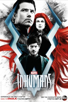 Marvel's Inhumans IMAX