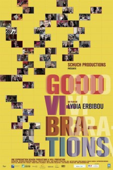 affiche du film Good Vibrations