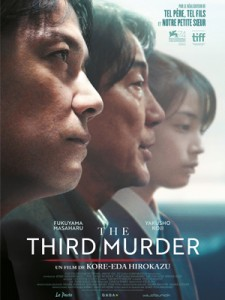 affiche du film The Third Murder