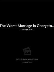 The Worst Marriage in Georgetown