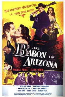 Le Baron de l'Arizona