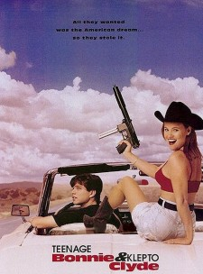 Teenage Bonnie and Klepto Clyde