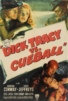 Dick Tracy contre Cueball