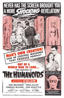 The Creation of the Humanoids