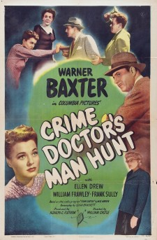 Crime Doctor's Man Hunt