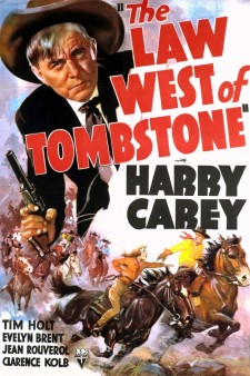 The Law West of Tombstone