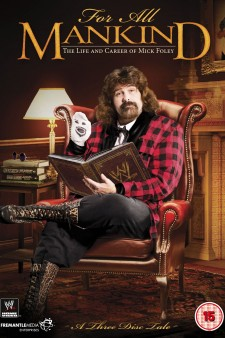 For All Mankind: The Life and Career of Mick Foley
