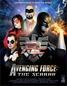 Avenging Force: The Scarab